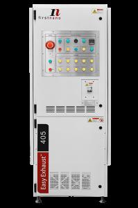 EasyExhaust™ Wet Scrubber Exhaust Abatement Systems